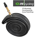 "Road Bicycle Inner Tube 700x18-25c (also 27/28"") Presta 42mm Standard Valve"