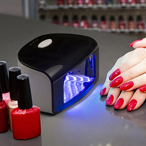 Professional Gel Polish LED Nail Dryer Lamp By Belmint (Uv Gel Polish Kit compare prices)