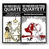 Minderheiten-Quartett SET