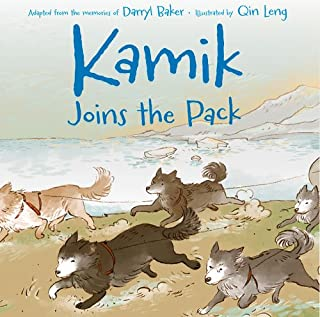 Book Cover: Kamik Joins the Pack