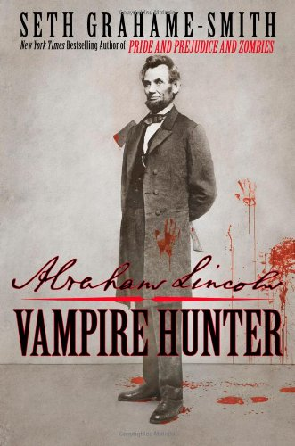 Cover of Abraham Lincoln: Vampire Hunter