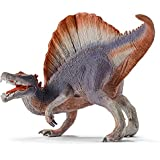 Schleich シュライヒ 恐竜フィギュア スピノサウルス(バイオレット) 14542