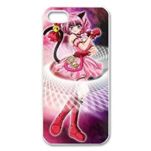 FashionFollower Personalize Hot Anime Series Tokyo Mew Mew Lovely Iphone5 Back Cover Hard Protective Case IP5WN71005