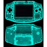 Game Boy Advance [GBA] Replacement Case/Shell/Housing [Glow in the Dark] [Mortoff Games]