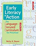img - for Early Literacy in Action: The Language-Focused Curriculum for Preschool (Vital Statistics) book / textbook / text book
