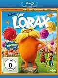 DVD Cover 'Der Lorax [Blu-ray]