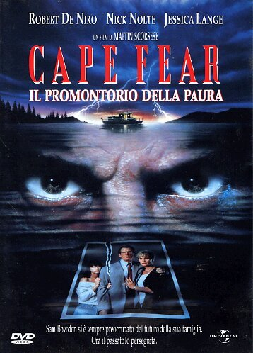 Cape Fear - Il promontorio della paura [IT Import]