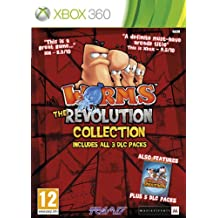 Worms: The Revolution Collection (Xbox 360)