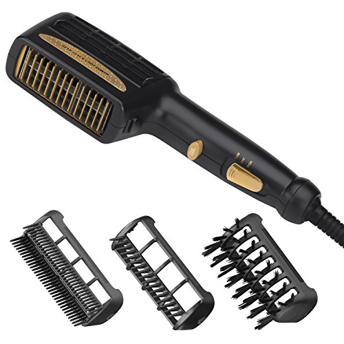 Infiniti Pro by Conair GOLD 1875 Watt 3-in-1 Styler, Black/Gold (Conair Infiniti 1875 compare prices)