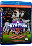 2012 World Series Champions: San Francisco Giants [Blu-ray]