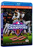 2012 World Series Champions: San Francisco Giants [Blu-ray]