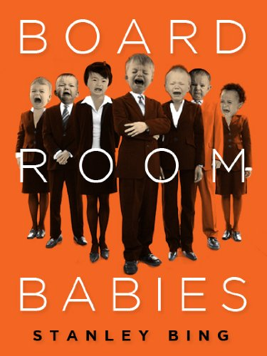 Board Room Babies (Kindle Single)