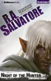 R. A. Salvatore Night of the Hunter: Companions Codex I (Dungeons & Dragons: Forgotten Realms)