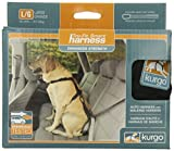 Kurgo Tru-Fit Enhanced Strength Dog Harness, Large, Black