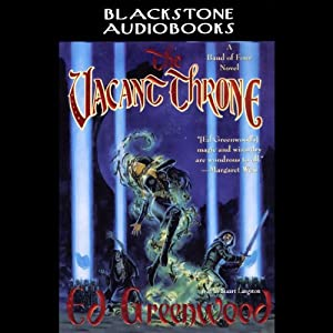 The Vacant Throne Audiobook