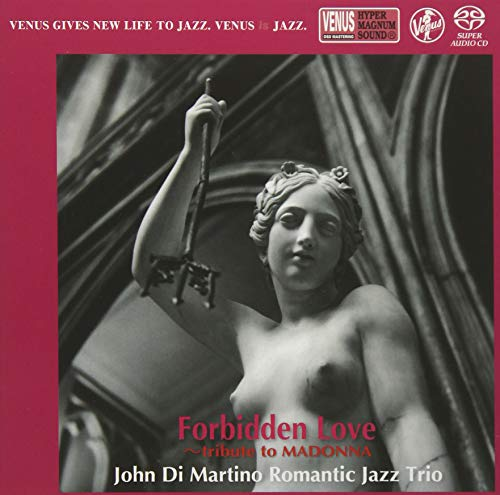 SACD : John Di Martino - Forbidden Love: Tribute To Madonna (Japan - Import)