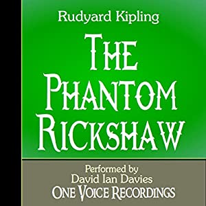 The Phantom Rickshaw Audiobook
