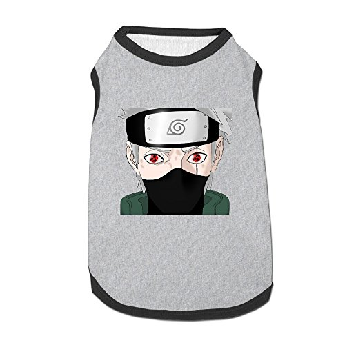 [Kakashi Best Dog Clothes Sweaters Shirt Hoodie For Puppy] (Kakashi Hatake Costumes Contact Lenses)