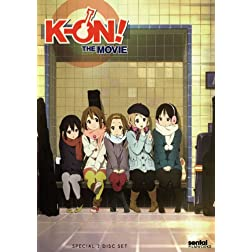 K-On! The Movie [DVD]