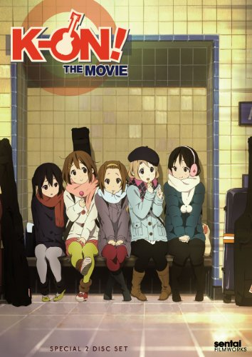 K-On! The Movie [DVD], K-On!