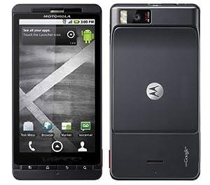 Motorola Droid X MB810 Verizon Phone 8MP Camera, GPS, WiFi, Bluetooth (Black) B