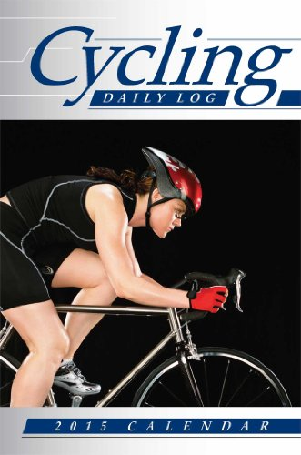 Cycling Daily Log 2015 Calendar