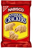 Nabisco Animal Crackers, 1-Ounce Packages (Pack of 48)