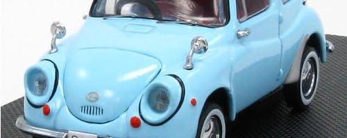 1/43 43076 スバル 360 1963 ブルー