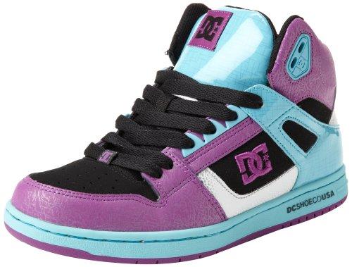 DC женщин's отскок высокой шнуровке тапки…