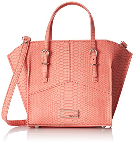 nine-west-helena-bag-per-women-coral-size-one-size