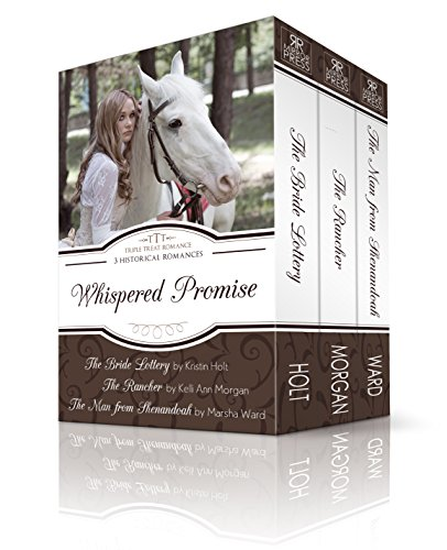 3-in-1 Historical Romance Boxed Set! Whispered Promise: A Triple Treat Romance – Now 99 cents on Kindle