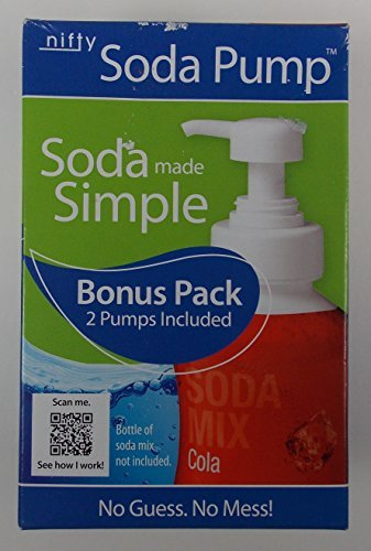 Nifty Soda Pump Bonus Pack (Soda Collectibles compare prices)