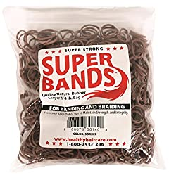 HEALTHY HAIRCARE PRODUCT Super Bands 036004