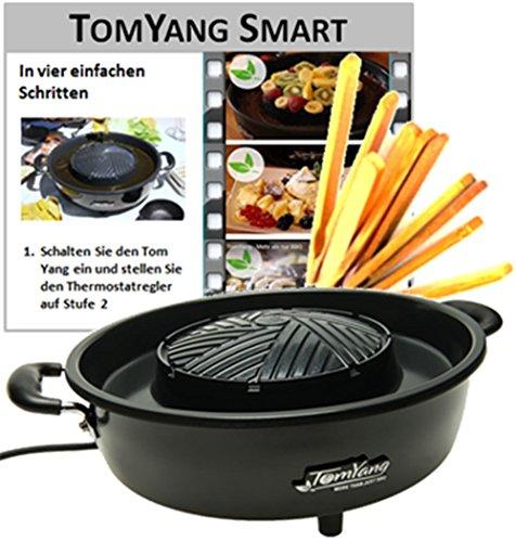 BBQ - elektrischer Thai Grill und Hot Pot