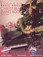 Alfred's Basic Adult Course, Christmas Piano Book 1