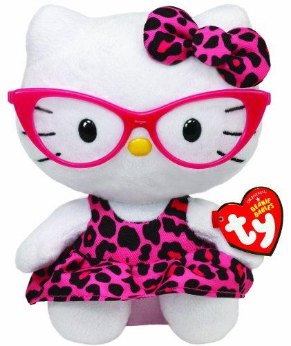 Imagen de Hello Kitty Beanie Baby Fashionista