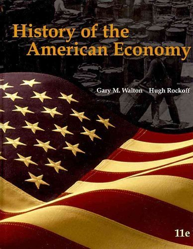 History of the American Economy, 11th edition