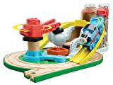 Learning Curve Thomas Wooden Railway Set Early Engineers Thomas and Friends Rock and Roll Quarry Set