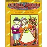 Colonial American Activity Book/126 ~ Linda Milliken