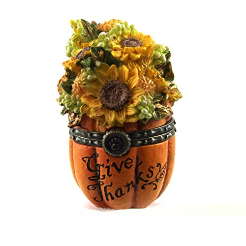 Boyds Rowan's Autumn Blessings Trinket Box