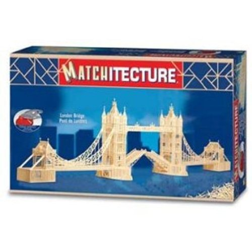 Bojeux Matchitecture - Tower Bridge of London