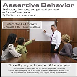 Assertive Behavior Audiobook