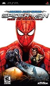 Spider-Man: Web of Shadows - PlayStation Portable