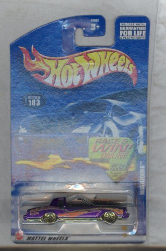 Hot Wheels 2002-183 Montezooma 1:64 Scale