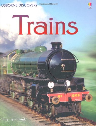 Trains (Usborne Discovery)