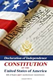 ISBN: 1441408444 - Declaration Of Independence, Constitution Of The United States Of America, Bill Of Rights And Constitutional Amendments