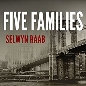 Five Families Hörbuch