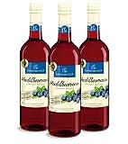 Katlenburger Heidelbeerwein Fruchtwein Süß