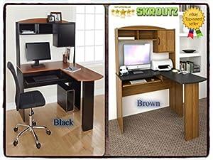 Amazon Com Desk Computer Office Home Furniture Table