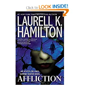 Affliction (Anita Blake, Vampire Hunter) by